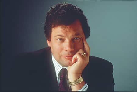 Michael Spindler, Apple's CEO from 1993-1996