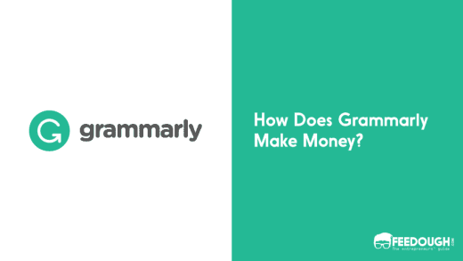how does grammarly make money