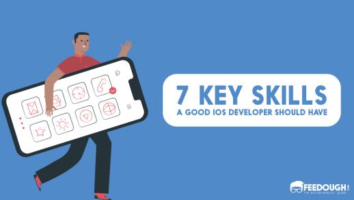 ios app developer skills