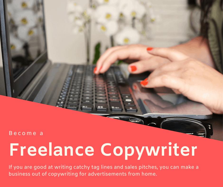 Freelance Copywriting
