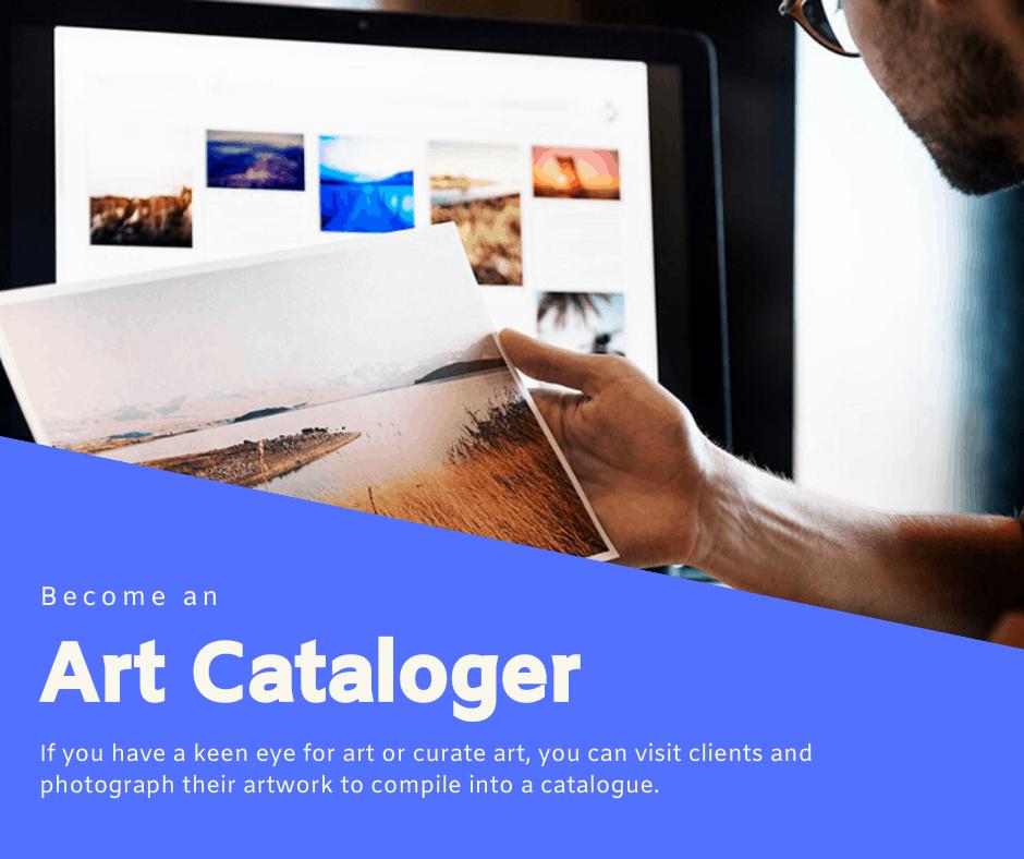 art cataloging