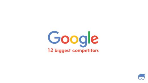 competitors of google