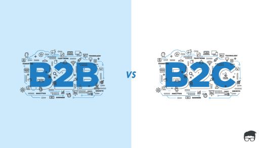 b2b vs. b2c