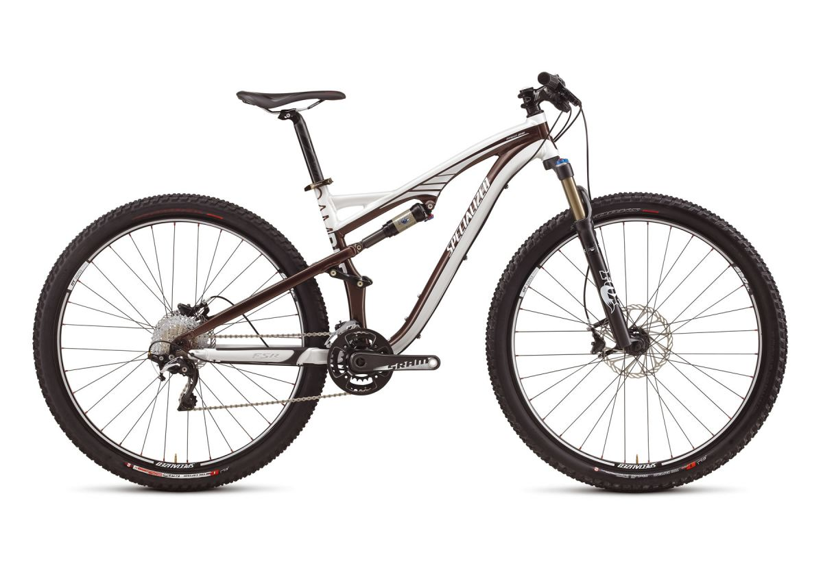 First Look Specialized Camber 29er