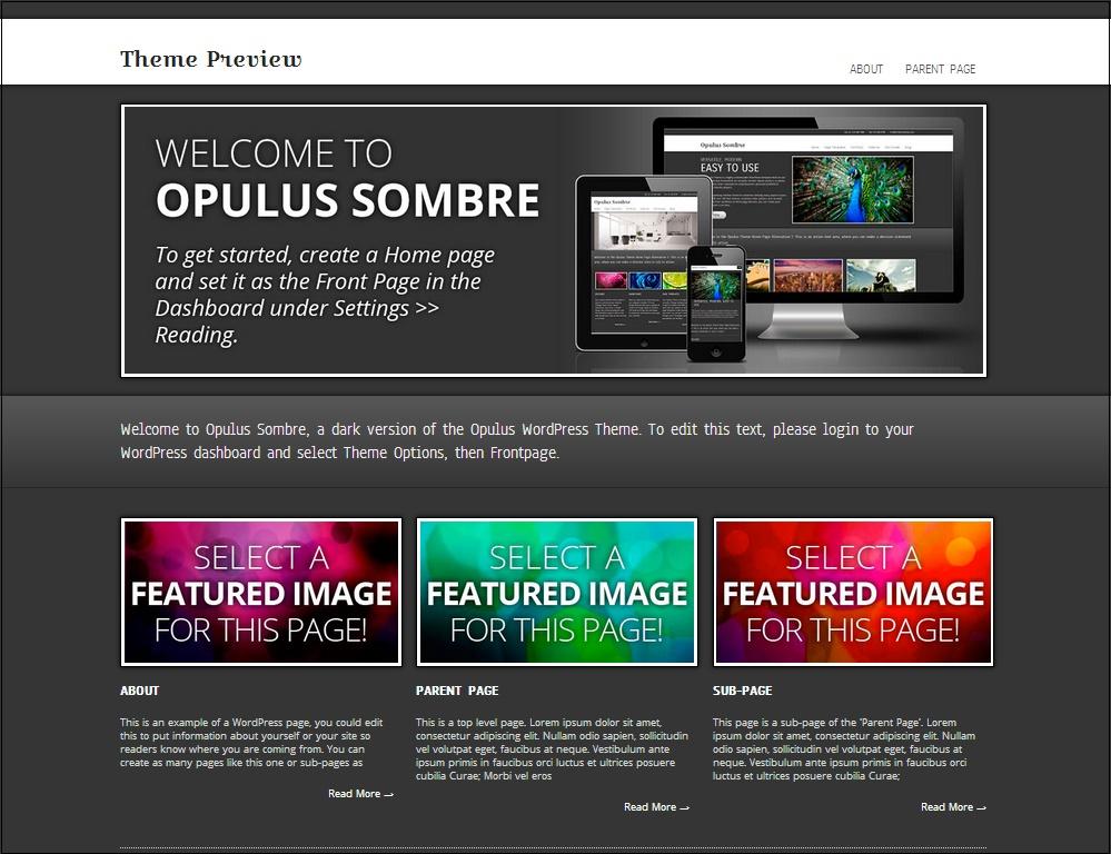 Opulus Sombre
