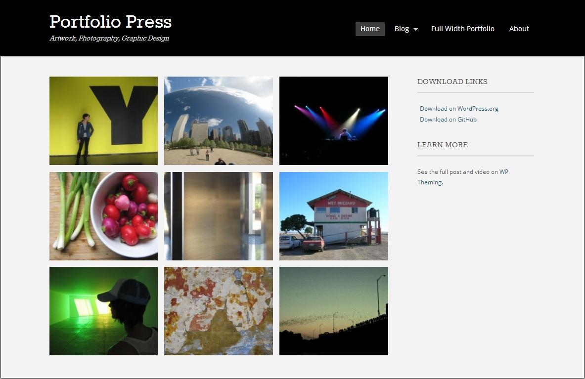 Portfolio Press