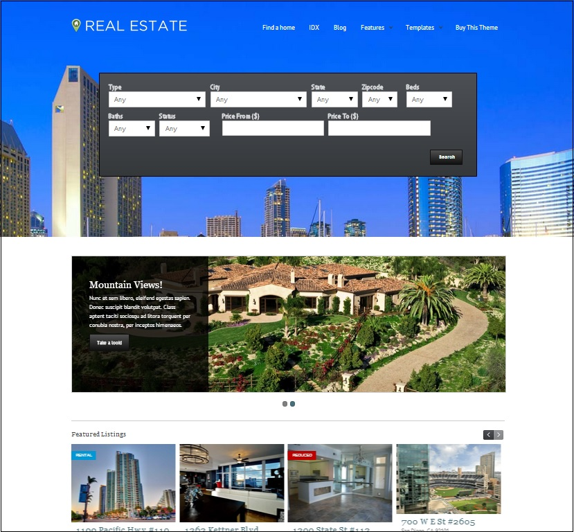 WP Pro Real Estate 4