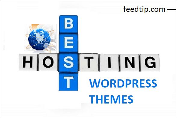 Best Hosting WordPress Themes