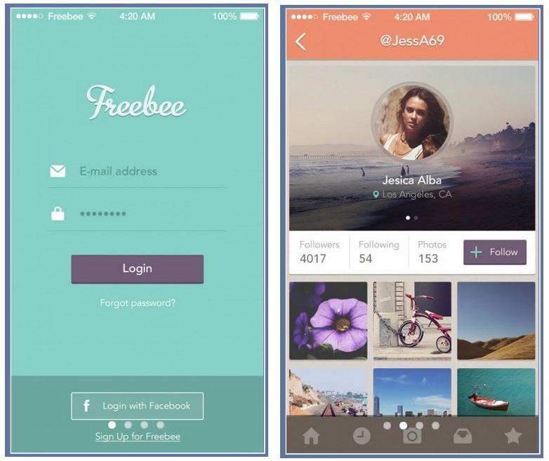 Mobilee mobile wordpress theme