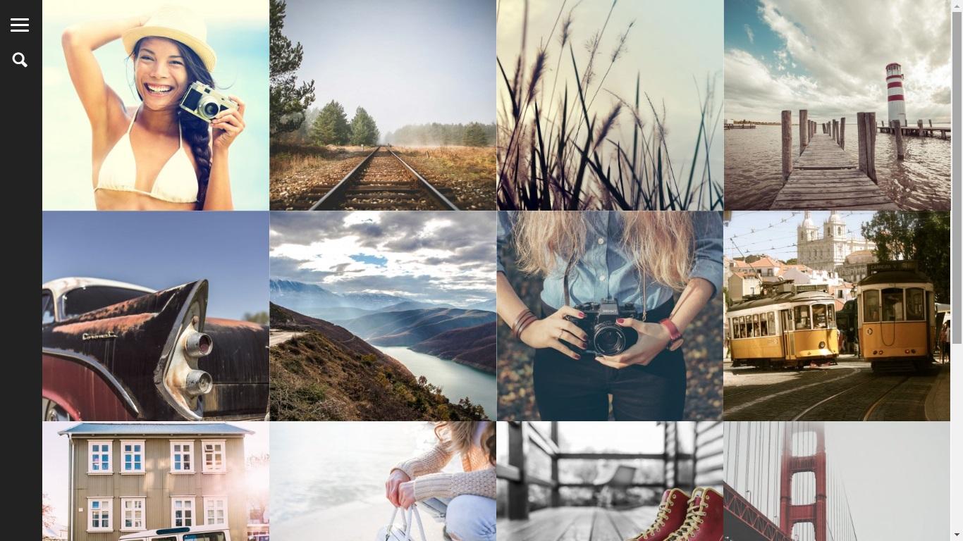 TopPic Photography Portfolio WordPress Theme