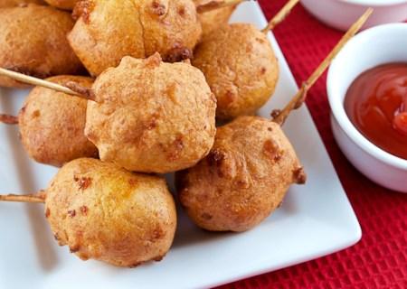 Cheddar Cheese Balls
