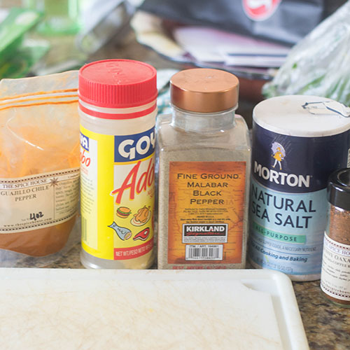 Burger Ingredients