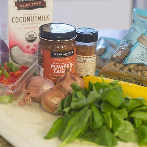 Basic Sauce Ingredients