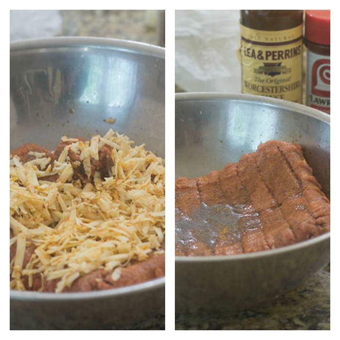 Flavors Added to Ground Turkey