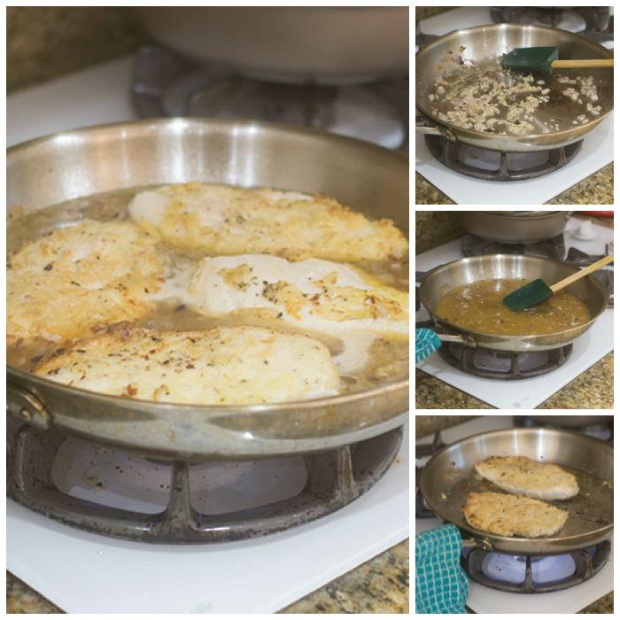 The Development of the Chicken Marsala
