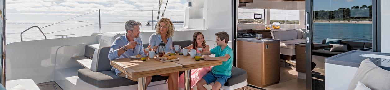 Tarifs De Notre Catamaran Lagoon 50 Croisiere A La Semaine Au Week End