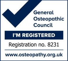 Emma Lipson, registered osteopath in Warwick and Leamington Spa
