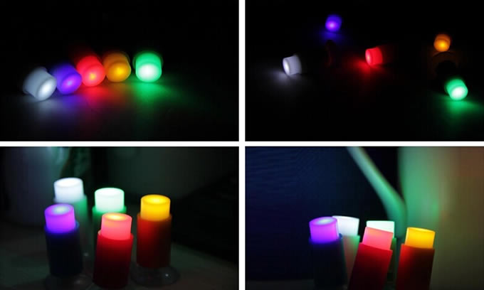 Battery Led Art Light