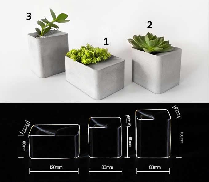 Modern Plant Pots