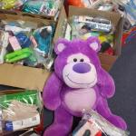 This is an image of Cromer Public School's WCK donations