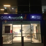 This is an image of Officeworks Dee Why building