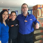 This is an image of Kennards Self Storage staff at Brookvale