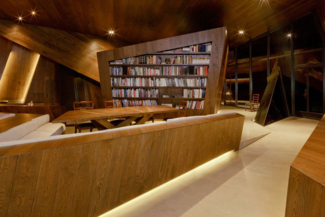 Daniel Libeskind S 18 36 54 House In Connecticut Will