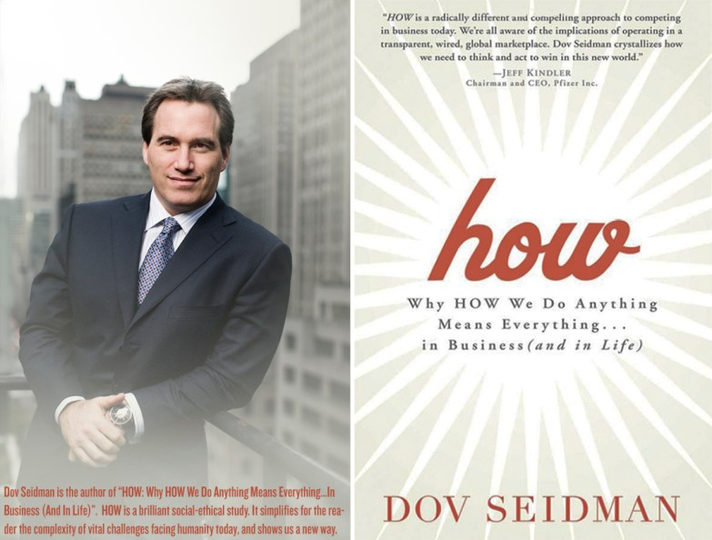 Dov Seidman &
