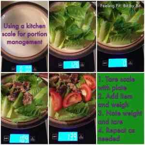 weighingfood