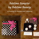 "<span class=""entry-title-primary"">Review and Unboxing: Sublime Sampler</span> <span class=""entry-subtitle"">Treat Yourself with 9 Skin Care Samples from Sublime Beauty</span>"