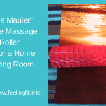 Muscle Mauler Max Foam Roller is Perfect For Your Home Gym #MuscleMaulerMax