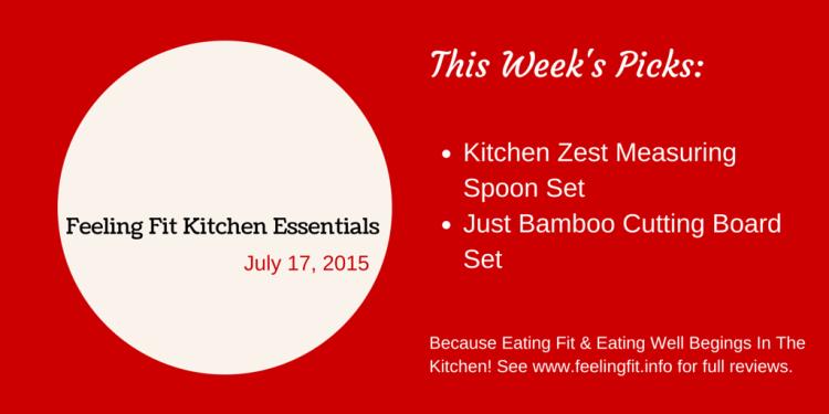 Feeling Fit Kitchen Essentials