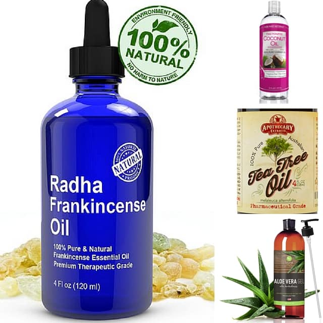 Franincense Essential Oil