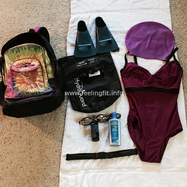 My Swim Bag