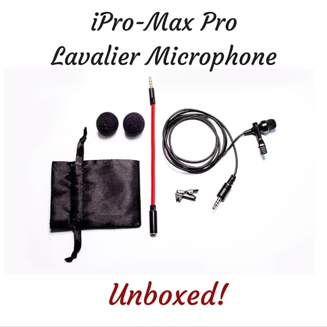 iPro unboxed
