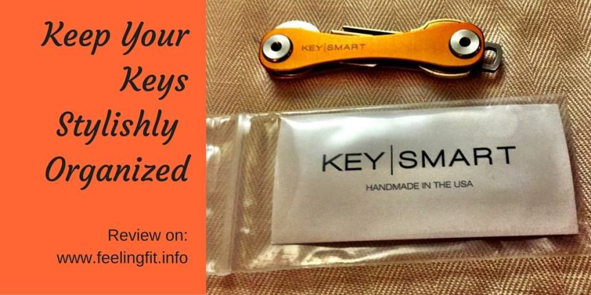 Keep YourKeysStylishly Organized