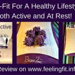 "<span class=""entry-title-primary"">Get REM-Fit For A 360 Degree Fit Lifestyle Part 1</span> <span class=""entry-subtitle"">Part One Feeling Fit Review of the REM-Fit Activity Tracker And Adjustable Pillow</span>"
