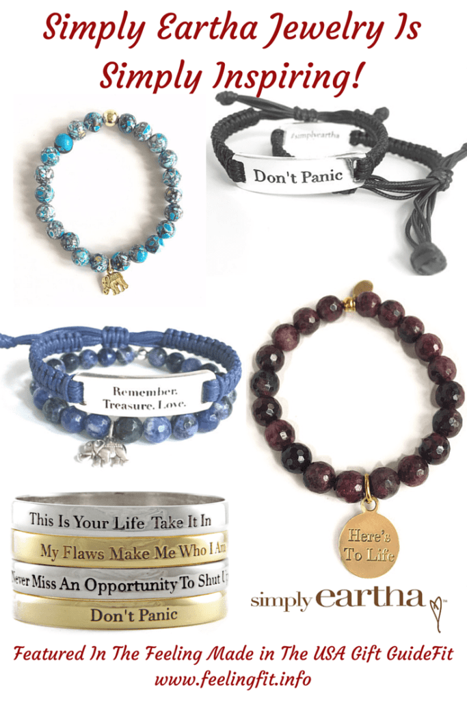 Simply Eartha Jewelry Is Simply Inspiring! pin