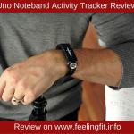Review Uno Noteband Activity Tracker