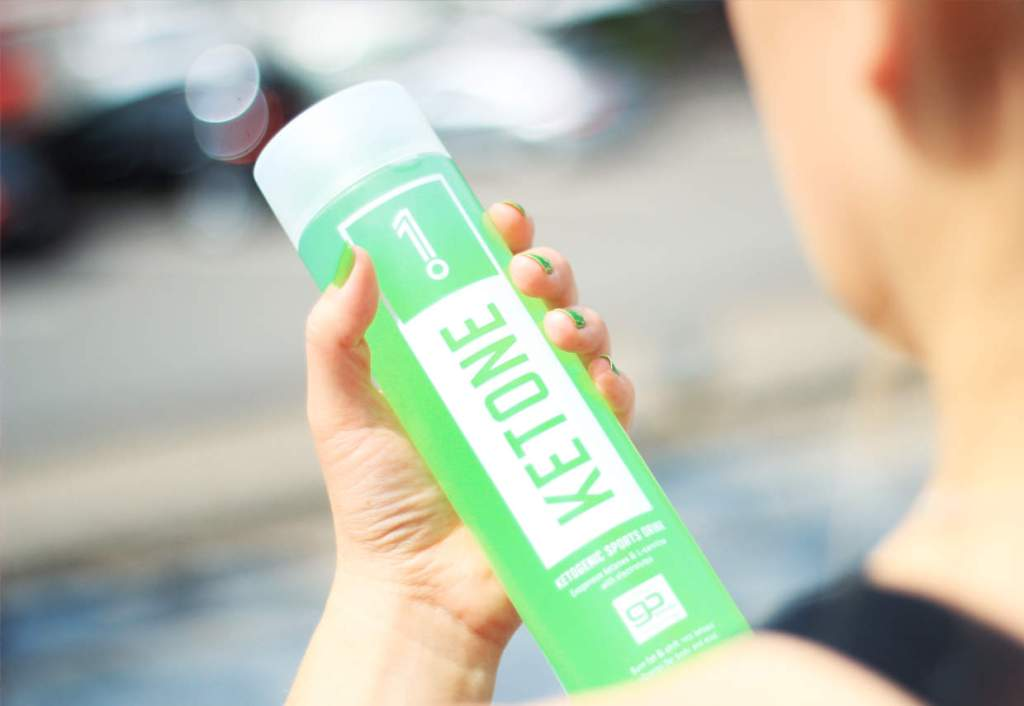 Ketone 1 is a low carb, sugar-free alternative to traditional sports drinks. They are currently crowd funding through IndieGoGo.