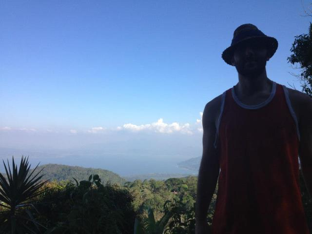 Me in Honduras