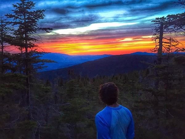 Sunset me