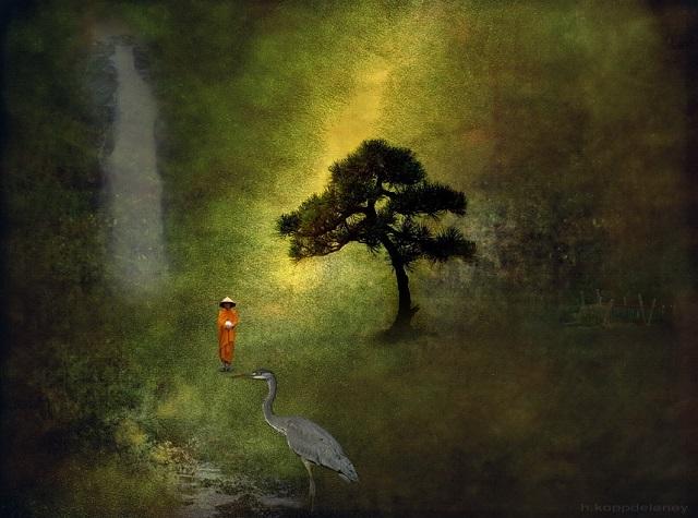 zen painting