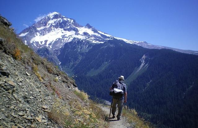 hiking momentum