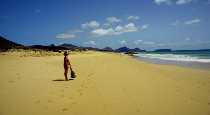 Praia de Porto Santo