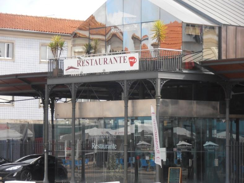 """Restaurante """"Mercado do Peixe"""" em Aveiro - Mariana Sousa"""