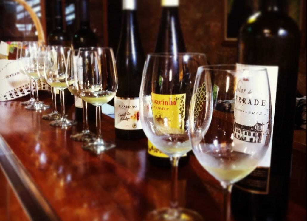 Prova de Vinho Alvarinho - Monção