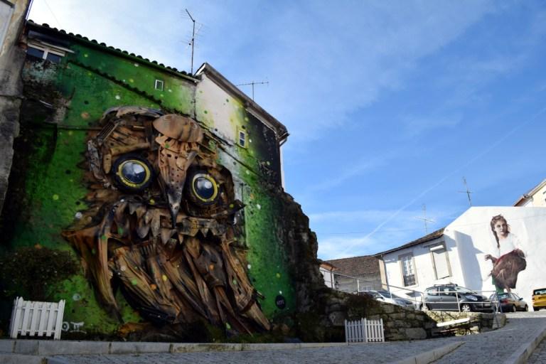 Arte Urbana da Covilhã