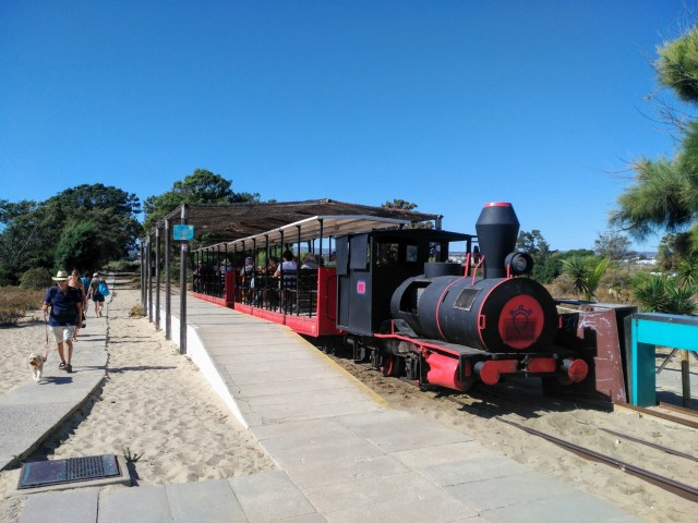 Comboio da Praia do Barril
