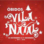Óbidos Vila Natal 2017